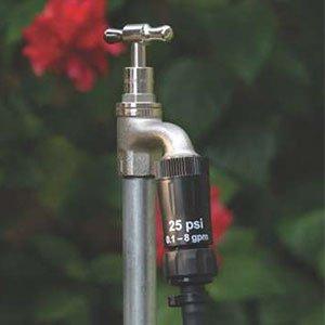 Regulador de caudal en llave